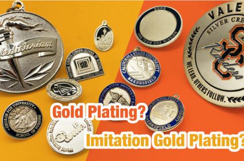 Gold Plating and Imitation Gold Plating
