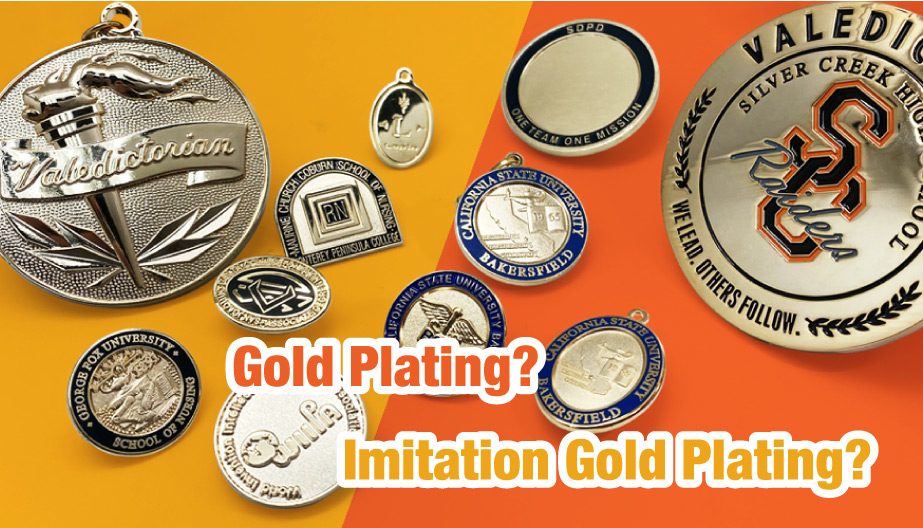 Gold Plating and Imitation Gold Plating