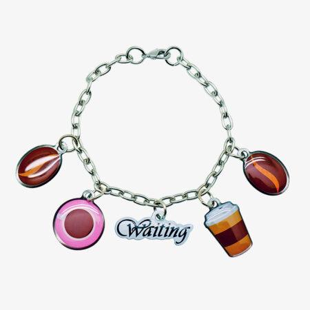 Custom metal bracelet