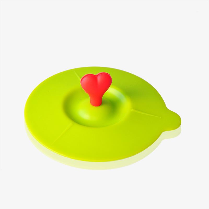 FDA food grade silicone cup-lid1