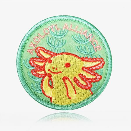 Felt Embroider Patch