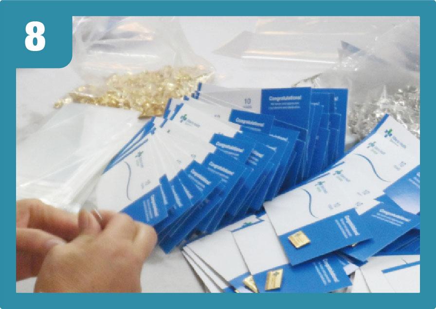 new enamel-Inspection & Packing