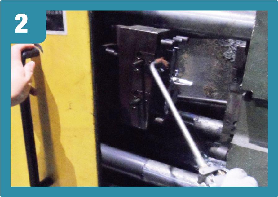zinc alloy-injection & elimination