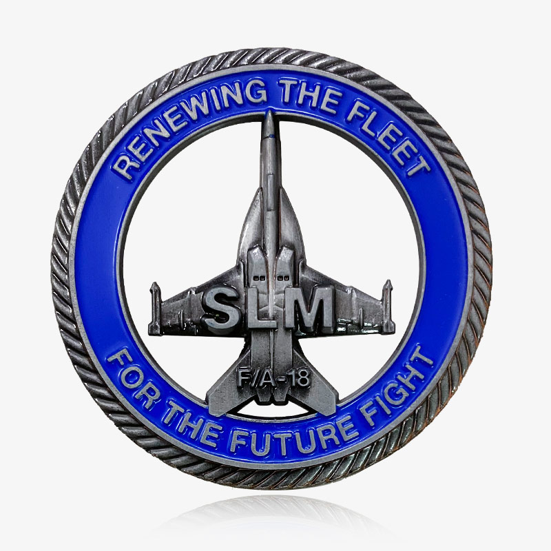 military challenge-coins