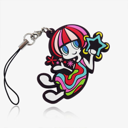 rubber charms