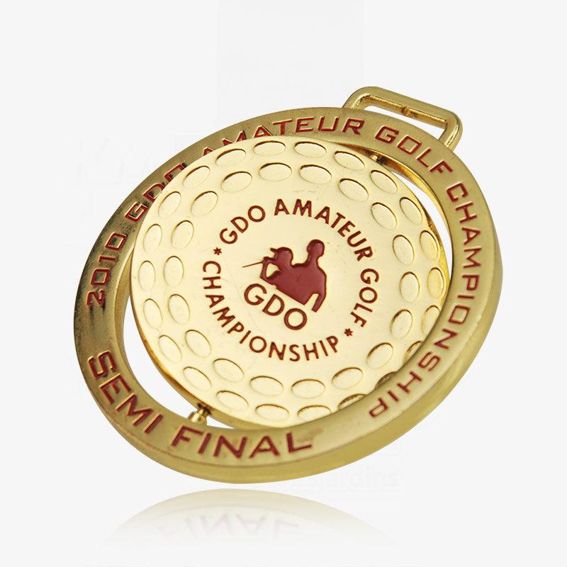 custom award medallions