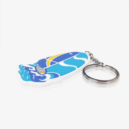 2D Soft PVC Key Ring