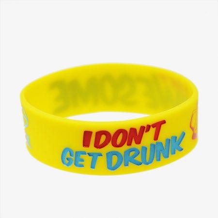 cheap custom wristbands