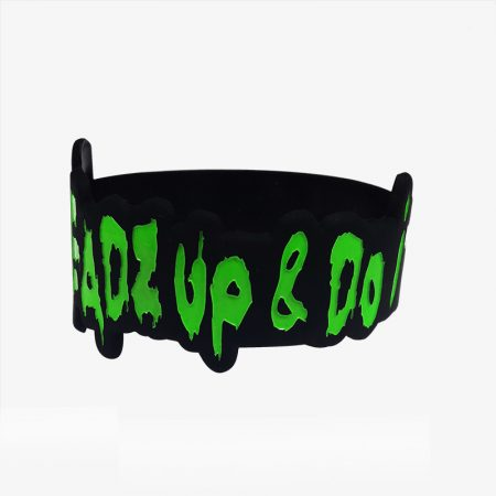 cheap custom silicone wristbands