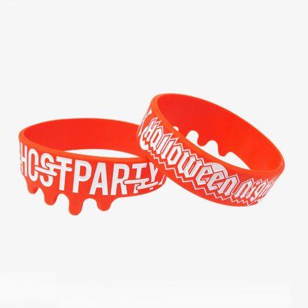 cheap custom silicone wristbands