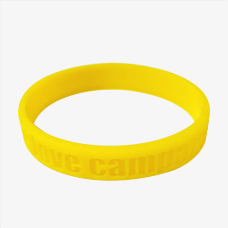 cheap silicon wristband