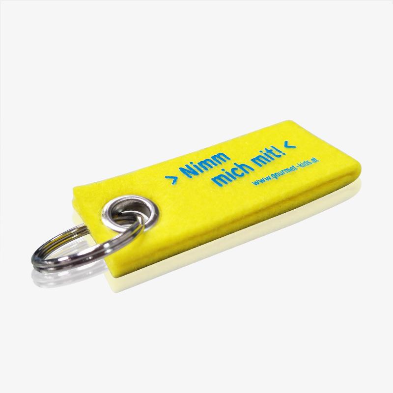 custom lanyard keychain-1