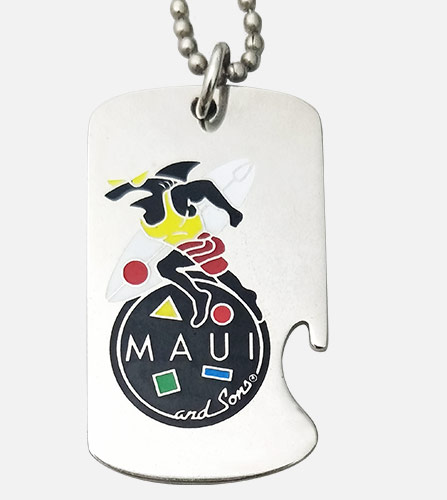 Multi functional dog tag-1