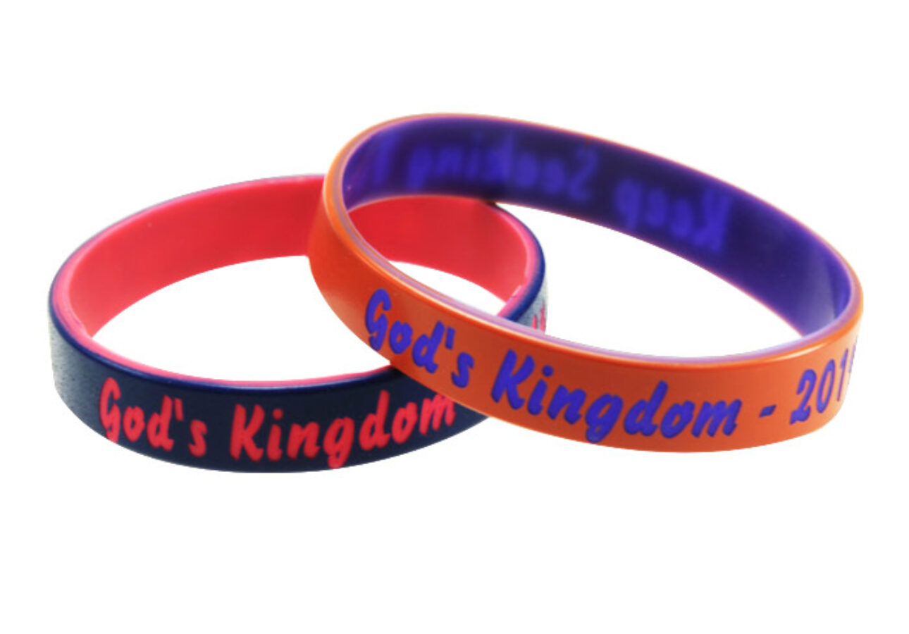 campaign wristband