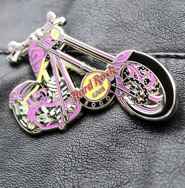 custom imitation hard enamel pins