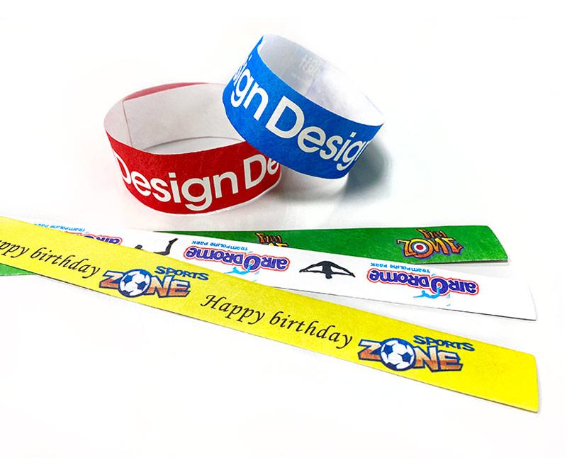 disposable wristband