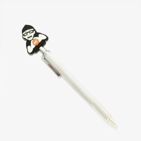 soft PVC pen topper-1