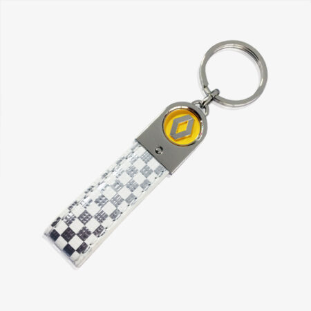 custom leather key chains-1