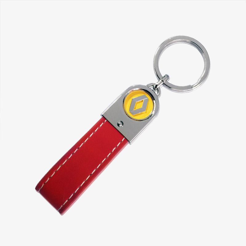 custom leather key chains-2