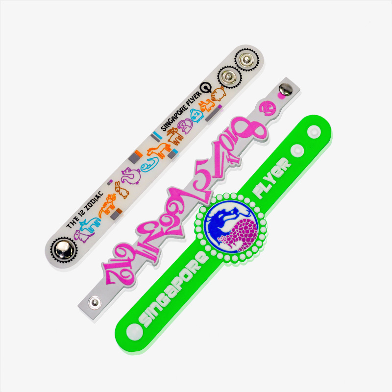 embossed wristbands-3