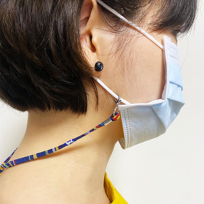 custom mask holder lanyard-4